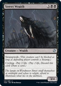 Street Wraith, Magic: The Gathering, Time Spiral: Remastered