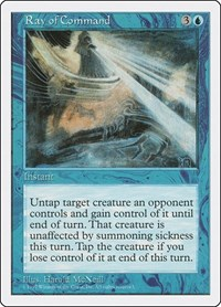Ray of Command, Magic: The Gathering, Fifth Edition