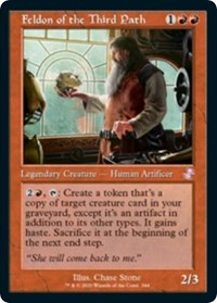 Feldon of the Third Path, Magic: The Gathering, Time Spiral: Remastered