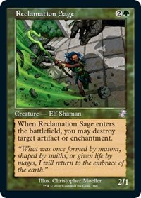 Reclamation Sage (Timeshifted)