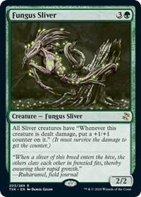 Fungus Sliver, Magic: The Gathering, Time Spiral: Remastered