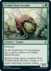 Thallid Shell-Dweller, Magic: The Gathering, Time Spiral: Remastered