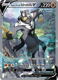 Rapid Strike Urshifu V (153/163)