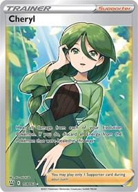 Cheryl (Full Art), Pokemon, SWSH05: Battle Styles