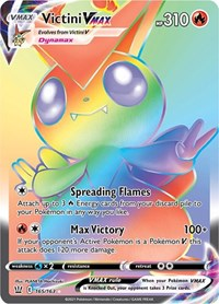 Victini VMAX (Secret), Pokemon, SWSH05: Battle Styles