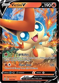 Victini V, Pokemon, SWSH05: Battle Styles