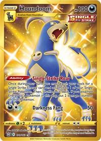 Houndoom (Secret), Pokemon, SWSH05: Battle Styles