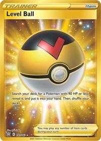 Level Ball (Secret), Pokemon, SWSH05: Battle Styles