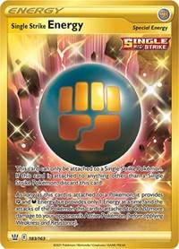 Single Strike Energy (Secret), Pokemon, SWSH05: Battle Styles