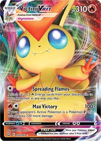 Victini VMAX, Pokemon, SWSH05: Battle Styles