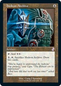 Hedron Archive, Magic: The Gathering, Time Spiral: Remastered