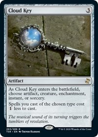 Cloud Key, Magic: The Gathering, Time Spiral: Remastered