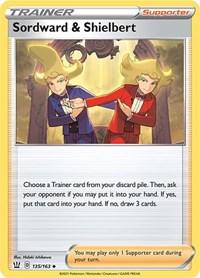 Sordward & Shielbert, Pokemon, SWSH05: Battle Styles