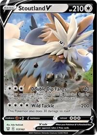 Stoutland V, Pokemon, SWSH05: Battle Styles