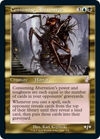 Consuming Aberration, Magic: The Gathering, Time Spiral: Remastered