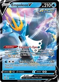 Empoleon V, Pokemon, SWSH05: Battle Styles