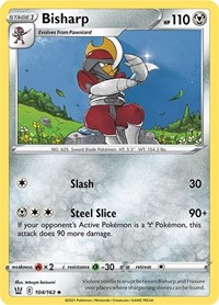 Bisharp, Pokemon, SWSH05: Battle Styles