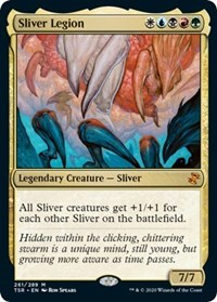 Sliver Legion, Magic: The Gathering, Time Spiral: Remastered