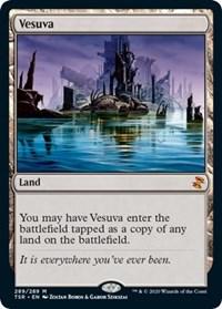 Vesuva, Magic: The Gathering, Time Spiral: Remastered