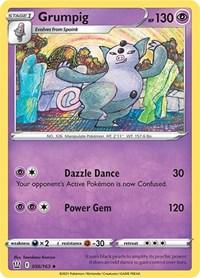 Grumpig, Pokemon, SWSH05: Battle Styles