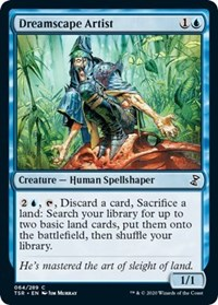 Dreamscape Artist, Magic: The Gathering, Time Spiral: Remastered