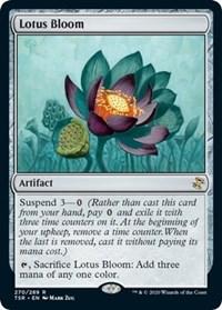 Lotus Bloom, Magic: The Gathering, Time Spiral: Remastered