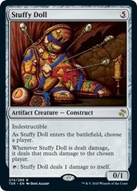 Stuffy Doll, Magic: The Gathering, Time Spiral: Remastered
