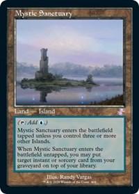 Mystic Sanctuary (Timeshifted)