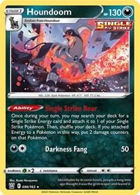 Houndoom - 096/163, Pokemon, Deck Exclusives