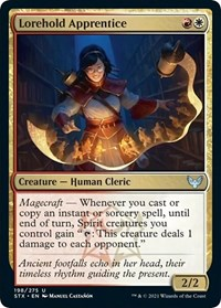 Lorehold Apprentice, Magic: The Gathering, Strixhaven: School of Mages