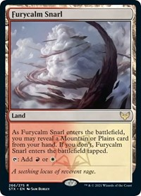 Furycalm Snarl, Magic: The Gathering, Strixhaven: School of Mages