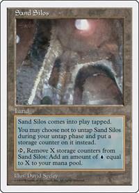 Sand Silos, Magic, Fifth Edition