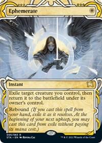 Ephemerate, Magic: The Gathering, Strixhaven: Mystical Archives