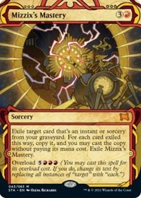 Mizzix's Mastery, Magic: The Gathering, Strixhaven: Mystical Archives