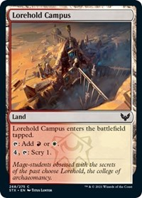Lorehold Campus, Magic: The Gathering, Strixhaven: School of Mages