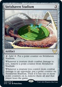 Strixhaven Stadium, Magic: The Gathering, Strixhaven: School of Mages