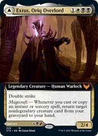 Extus, Oriq Overlord (Extended Art) (Foil)