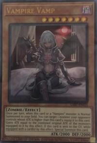 Vampire Vamp, YuGiOh, The Lost Art Promotion