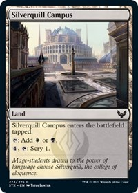 Silverquill Campus, Magic: The Gathering, Strixhaven: School of Mages