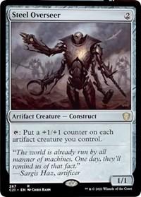 Steel Overseer, Magic: The Gathering, Commander 2021