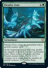 Paradox Zone, Magic: The Gathering, Commander 2021