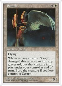Seraph, Magic: The Gathering, Fifth Edition