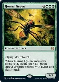 Hornet Queen, Magic: The Gathering, Commander 2021
