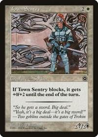 Town Sentry, Magic, Portal Second Age