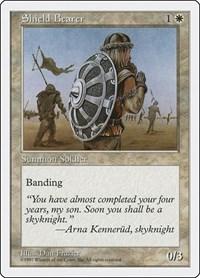 Shield Bearer, Magic: The Gathering, Fifth Edition