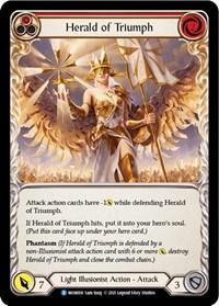 Herald of Triumph (Red)