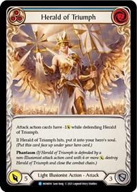 Herald of Triumph (Blue)