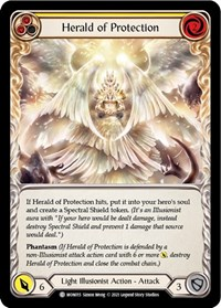 Herald of Protection (Yellow)