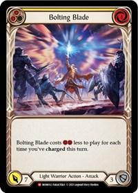 Bolting Blade