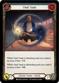 Yinti Yanti (Blue)
